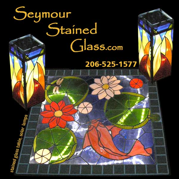 seymour stained glass