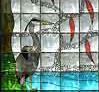 heron wall
